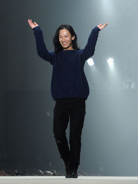 "<p>To say we're excited about <a href=""http://www.elleuk.com/fashion/news/alexander-wang-balenciaga-first-collection-aw13"">Alexander Wang's</a> collection at <a href=""http://www.elleuk.com/catwalk"">NYFW</a> is understating it. Wild for Wang is more like i"