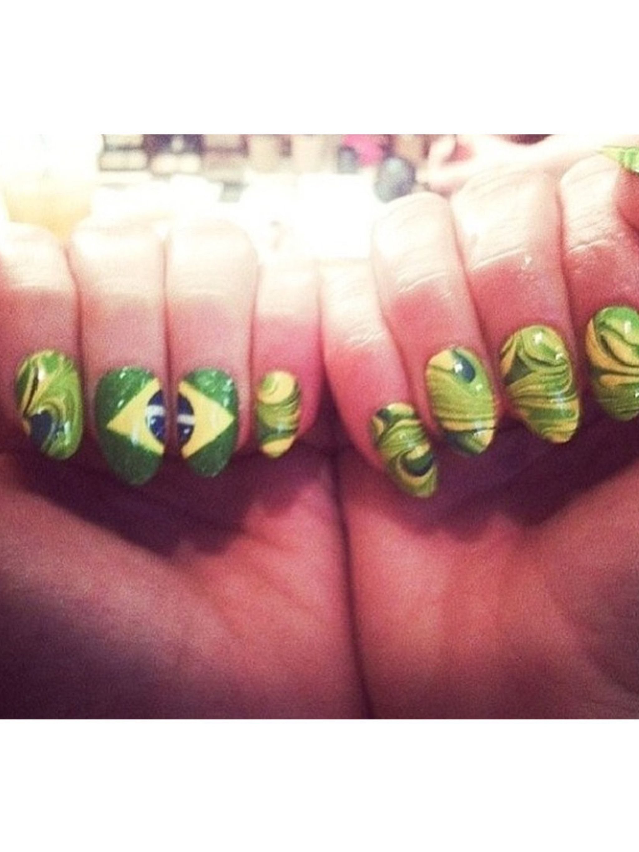 Nail Art Designs - The Best Celebrity Nail Art For All Your Manicure ...