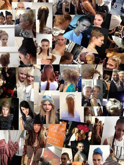 <p>Want to get some inspiration for your hair this summer? We thought so! Here session stylist Philippe Tholimet, first assistant to Wella's Global Creative Director Eugene Souleiman, gives us an insight into his fashion week diary sharing all the backsta