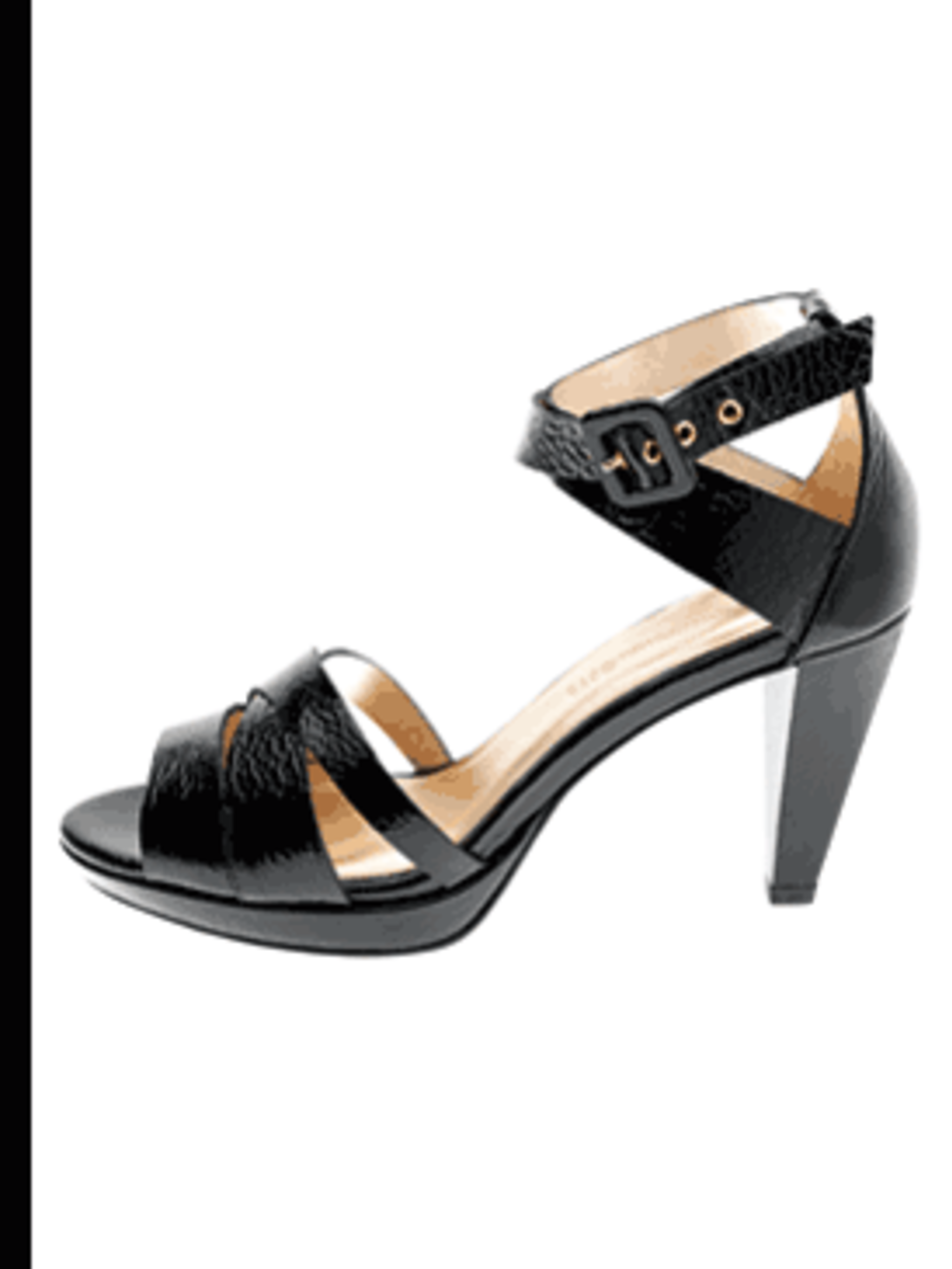 <p>Pierre Hardy for Gap, £70, for stockists call 0800 427 789</p>