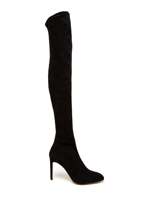 "<p><a href=""http://www.brownsfashion.com/product/LS0552830002/027/thigh-high-suede-boots"" target=""_blank"">£1,300, Azzedine Alaïa</a></p>"