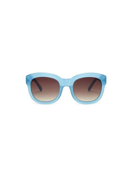 "<p>Executive Fashion and Beauty Director Kirsty Dale chose...</p><p><a href=""http://www.whistles.com/women/sale/accessories/ali-heavy-frame-sunglasses.html?dwvar_ali-heavy-frame-sunglasses_color=Blue"">Whistles</a> sunglasses, were £70 now £35</p>"