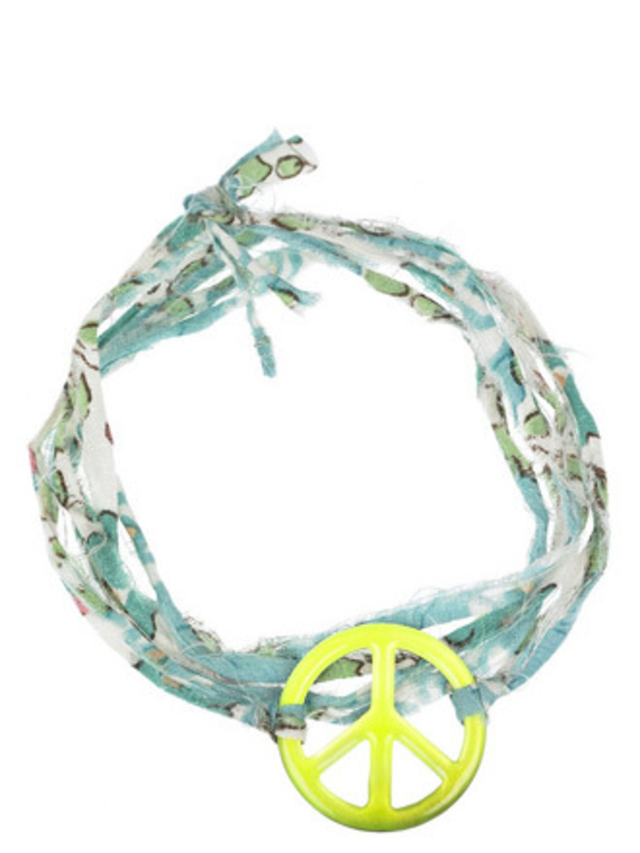 "<p>These 60s hippy-style bracelets had a cult following at the international shows with editors running in to Colette in Paris to stock up. Thankfully, they're now available at Net a Porter. </p><p>Bracelet, £75 by Aurelie Bidermann at <a href=""http://www"