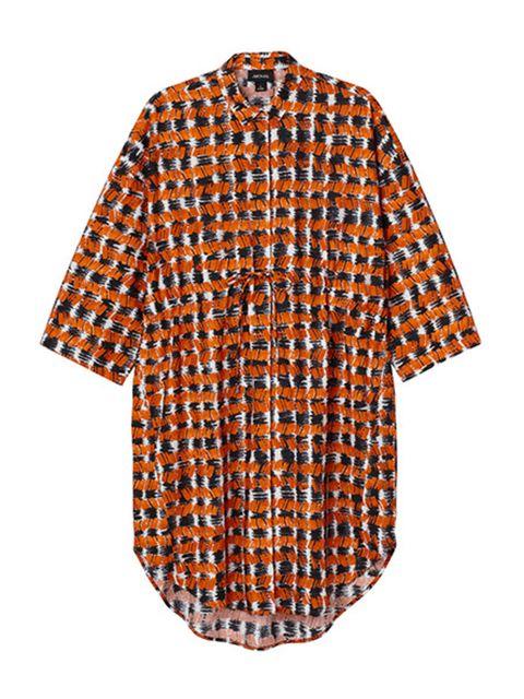 "<p>Checked shirt dress, £35, <a href=""http://www.monki.com/gb/Dresses/Miley_dress/27338-14215266.1#c-51081"">Monki</a></p>"