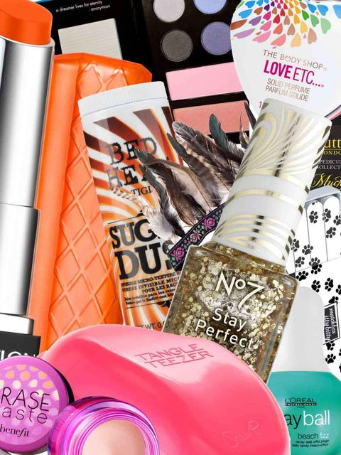 <p>If you're heading to a festival this summer then you'll want affordable beauty essentials that are low-maintenance and hard working enough that you don't need to put a whole lot of effort in for maximum results - there's more important things to do lik