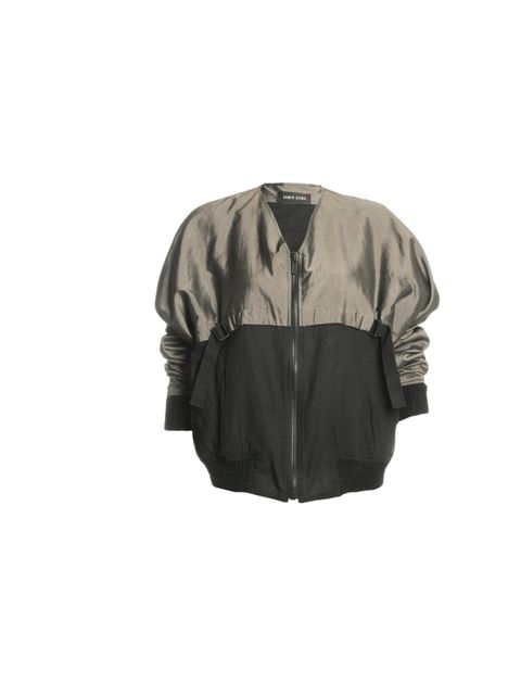 "<p>Damir Doma silk bomber jacket, £752, at LN-CC</p><p><a href=""http://shopping.elleuk.com/browse?fts=damir+doma+bomber+jacket"">BUY NOW</a></p>"