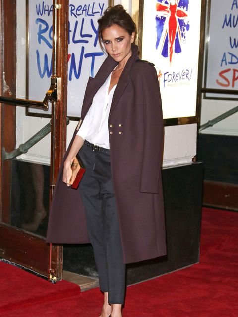 <p>Victoria Beckham in London</p>