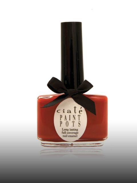 """<p>Nail polish in Mistress, £7.50 by Ciate at <a href=""""http://www.hqhair.com/code/products.asp?PageID=1559&SectionID=2231&FeaturedProduct=14325&pID=1"""">HQHair.com</a>.</p><p>Kimberly is the new face of Ciate and along with swearing by their Mis"""