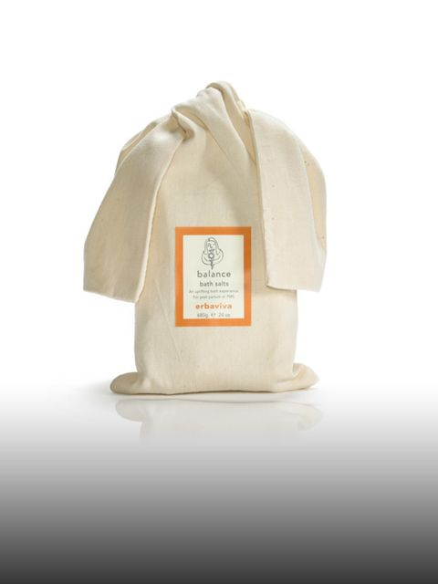"""<p>Balance Bath Salts, £25 by Erbaviva at <a href=""""http://www.hqhair.com/code/products.asp?PageID=1511&amp;SectionID=2179&amp;FeaturedID=20720&amp;FeaturedProduct=14014&amp;pID=1"""">HQHair</a> </p><p>Erbaviva make products from pure organic ingredients, whi"""
