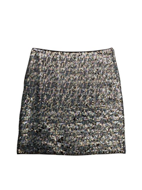 "<p><a href=""http://www.stories.com/gb/Ready-to-wear/Skirts/Sequin_Skirt/590576-9417572.1"" target=""_blank"">& Other Stories skirt</a>, £45 </p>"