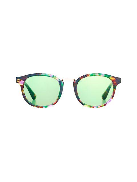 "<p><a href=""http://taylormorriseyewear.com/shop/vredefort-green"" target=""_blank"">Taylor Morris</a> Sunglasses, £150</p>"