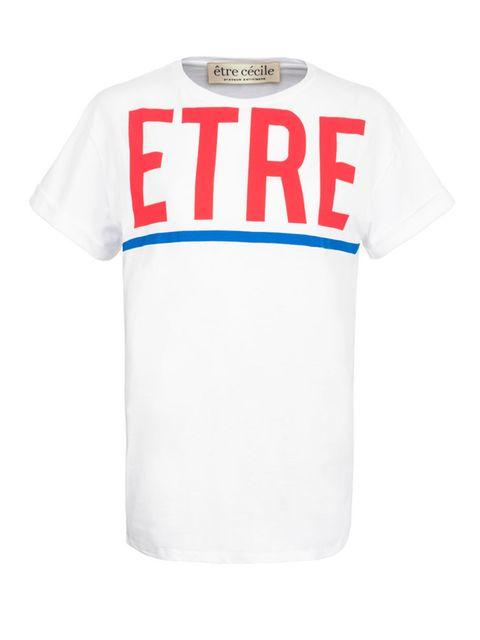 """<p><a href=""""http://www.etrececile.com/etre-cycle-oversize-t-shirt-3334.html"""" target=""""_blank"""">Être Cécile</a> T-Shirt, £75</p>"""