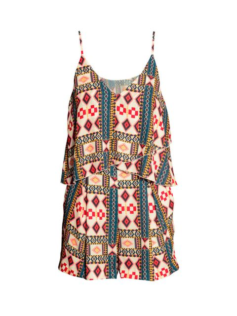 "<p><a href=""http://www.hm.com/gb/product/96215?article=96215-C"" target=""_blank"">H&M</a> Playsuit, £24.99</p>"