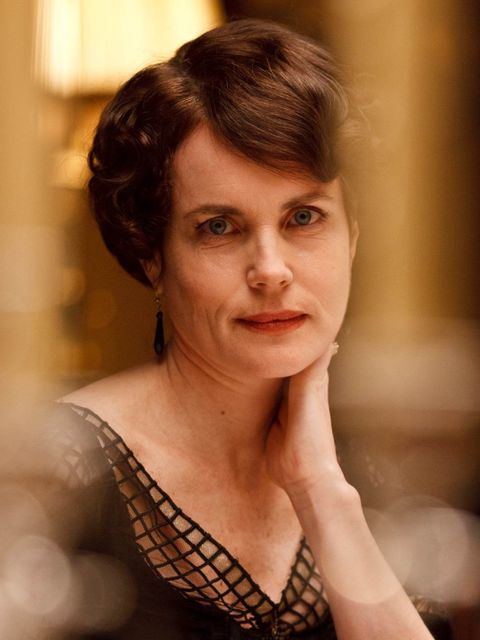<p>Elizabeth McGovern as Cora, Countess of Grantham</p>