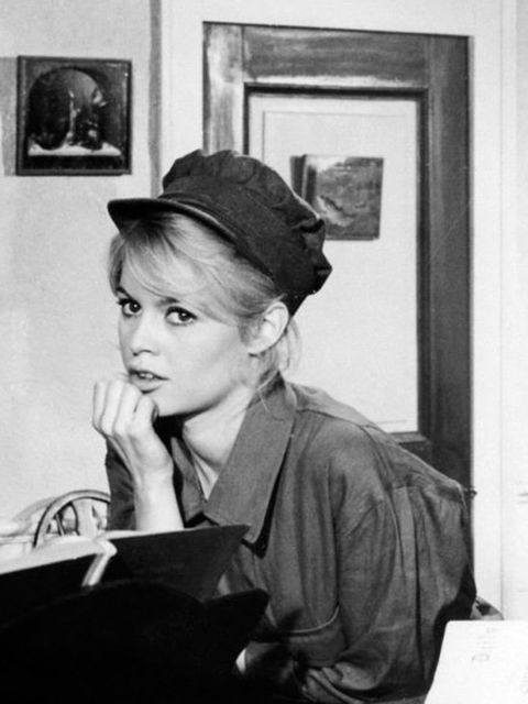 Meet our Autumn / Winter 15 style icon - Brigitte Bardot - now shop her look.