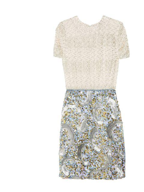 "<p>Michael van der Ham Sequined metallic silk-blend chiffon and crepe dress, £1,980 at Net a Porter </p><p><a href=""http://www.net-a-porter.com/product/322663"">BUY NOW</a></p>"