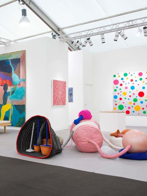<p><strong>Frieze Art Fair</strong> One day to see works from 152 galleries? We're up for the challenge. All ye who enter Frieze, prepare for an education in contemporary art. You can join in even if you're strapped for cash - there's a free Sculpture Par