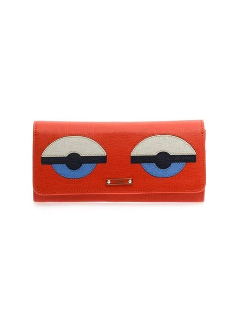 "<p>Fendi's latest accessories collection has us buggin' (that's a good thing).</p><p>Fendi wallet, £430 at <a href=""http://www.matchesfashion.com/product/175474"">MatchesFashion.com</a></p>"