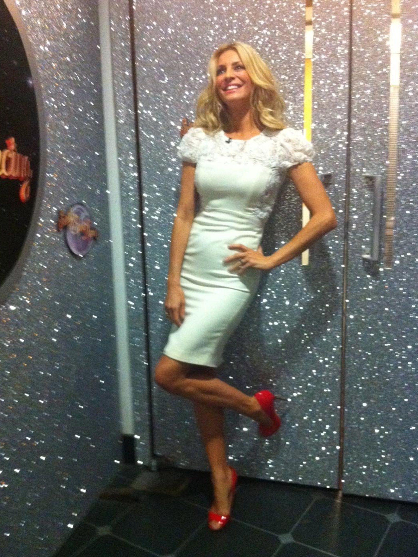 Tess Daly\'s Strictly Wardrobe