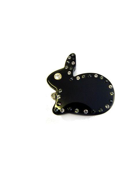 "<p>Allow us to let you in on a fashion secret: Katie Hillier's £1000 rabbit necklace just got a little more accessible thanks to east London's 3939 store. Their collaborative brooch is a snip at £34, Katie Hillier rabbit brooch, £34, at <a href=""http://ww"