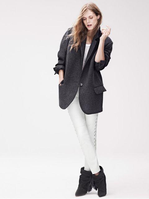 <p>Isabel Marant pour H&M, autumn/winter 2013</p>