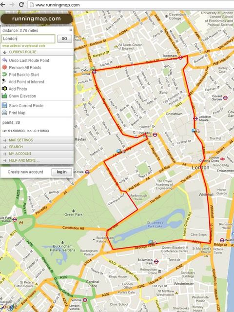 """<p>Happy Monday! Today <a href=""""https://twitter.com/ELLEUKrunning"""">@ELLEUKrunning</a> we asked you whether there are any apps or websites you rely on for mapping your running routes?</p><p><em>StyleDynamo ?@TheStyleDynamo</em> I love <a href=""""http://www.s"""