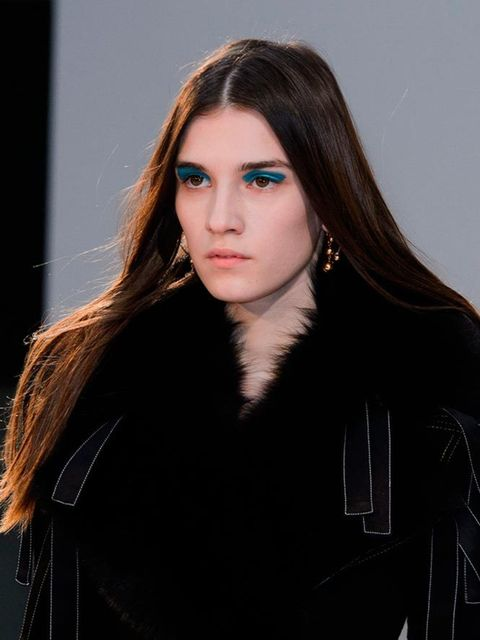 "<p><a href=""http://www.elleuk.com/catwalk/celine/autumn-winter-2015""><strong>Celine</strong></a></p>  <p>The look: Individuality</p>  <p>Hair stylist: <a href=""http://www.elleuk.com/beauty/the-beauty-experts-you-need-to-know-charlotte-tilbury-backstage-be"