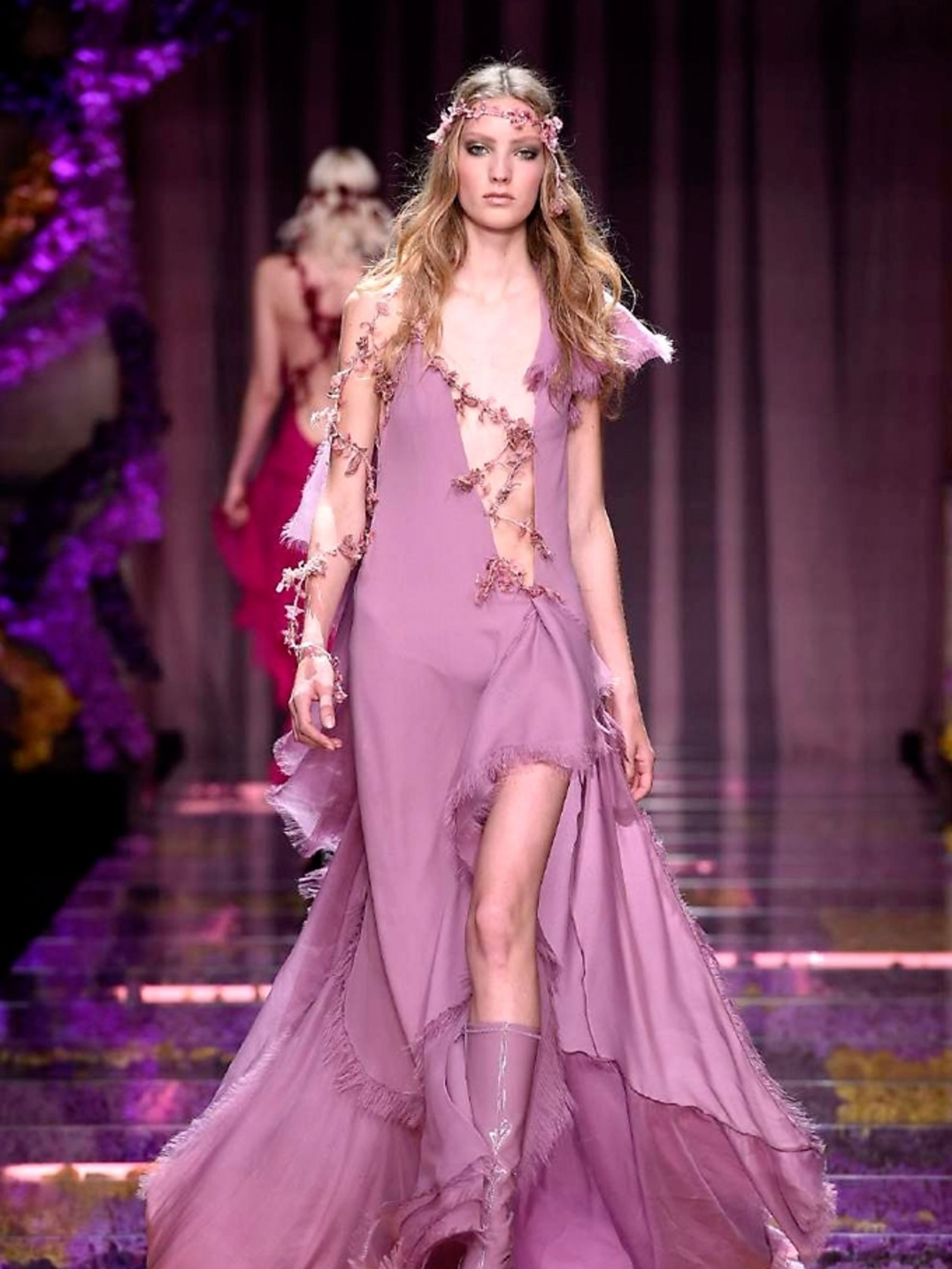 Versace Couture a/w 2015