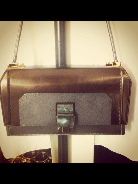 <p>A handbag for the ELLE shoot</p>