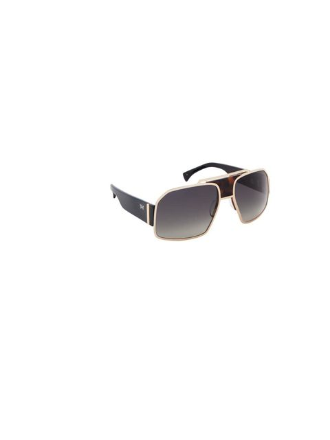 "<p>AM Eyewear 'Marcus' sunglasses in Old School Tortoise, £178. at <a href=""http://www.eyerespect.com/"">eyerespect.com</a></p>"