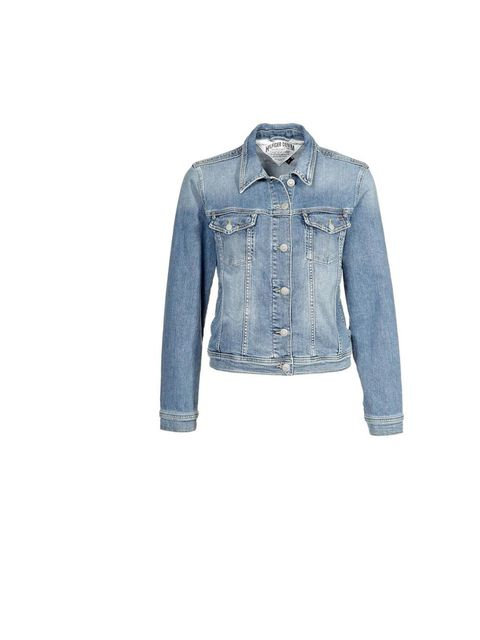 "<p><a href=""http://uk.tommy.com/on/demandware.store/Sites-GB-Site/en_GB/Home-Show"">Hilfiger Denim</a> 'Vivianne' jacket, £100</p>"