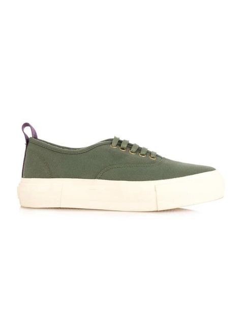 "<p>Trainers with a little extra height, for people that can't reach the overhead bar on the tube. Or, you know, anyone else who likes trainers.</p>  <p>Eytys trainers, £90 at <a href=""http://www.matchesfashion.com/product/198852"" target=""_blank"">MatchesFa"