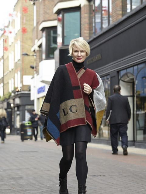 Lorraine Candy &ndash&#x3B; Editor in Chief.