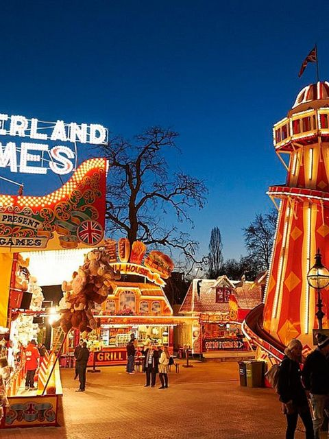 <p><strong>GOING OUT: Hyde Park Winter Wonderland</strong></p>