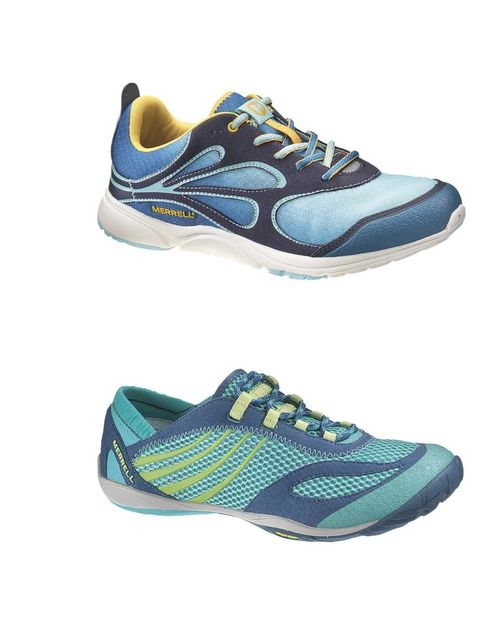 """<p><strong><a href=""""http://www.merrell.com/UK/en/Barefoot-Women"""">Merrell </a>Bare Access, £75</strong></p><p><strong>Weight:</strong> around 255g for the pair</p><p><strong>Pros: </strong>These are really lightweight at just 255g for the pair, but you sti"""