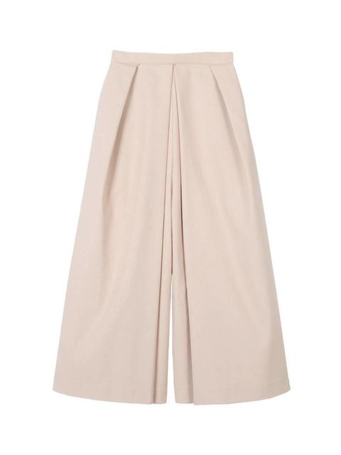 "<p>Tibi pleated culottes, £343.51, at <a href=""http://www.shopbop.com/pleated-pant-tibi/vp/v=1/1594180422.htm?folderID=2534374302053184&fm=other-shopbysize&colorId=18322"">Shopbop.com</a></p>"