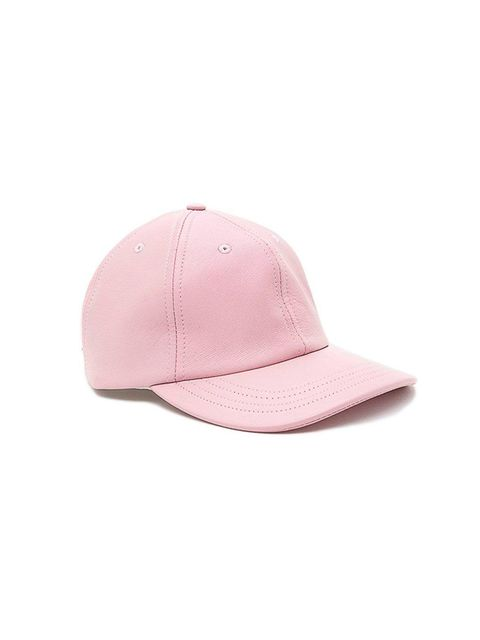 "<p><a href=""http://store.americanapparel.net/leather-hat_rsalh508"" target=""_blank"">American Apparel</a> leather hat, £60</p>"