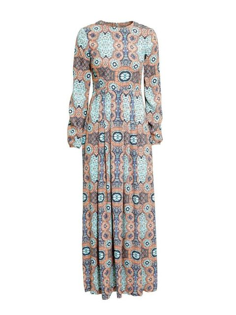 "<p>A perfect fit for Acting Commissioning Editor (and tall person) Georgia Simmonds.</p>  <p><a href=""http://www.hm.com/gb/product/89606?article=89606-B"" target=""_blank"">H&M</a> dress, £29.99</p>"
