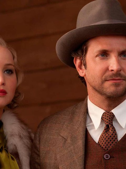 <p>Jennifer Lawrence and Bradley Cooper in 'Serena' in cinemas 2015.</p>