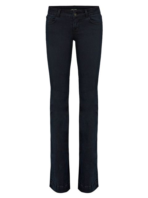 "<p>J Brand Lovestory flares, £215 available exclusively at <a href=""http://www.trilogystores.co.uk/j-brand/lovestory-flare-in-photoready-bluebird.aspx"" target=""_blank"">trilogystores.co.uk</a></p>"