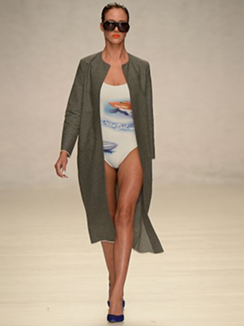 <p>Ashley Williams s/s 2014</p>