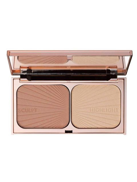 &lt&#x3B;p&gt&#x3B;Fake cheekbones with &lt&#x3B;a href=&quot&#x3B;http://www.selfridges.com/en/Beauty/Categories/BESTSELLERS/Filmstar-Bronze-Glow_455-3003231-FBRZX16X1R10/?ddkey=http%3AGalleryTemplate3Across&amp&#x3B;freeText=CHARLOTTE+TILBURY+FILMSTAR+BRONzE+%26+GLOW&amp&#x3B;msg=MS
