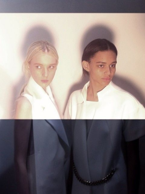 <p>We'll mainly be on Harper watch, but with one eye on the catwalk too.</p><p>@victoriabeckham<br /></p>