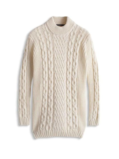 "<p>Editorial Assistant Gillian Brett will layer this chunky knit over black leather trousers.</p>  <p> </p>  <p><a href=""http://www.esprit.co.uk/womenswear/jumpers-cardigans/jumpers-plain/soft-chunky-knit-cable-sweater-alpaca-094EO1I039_103#!ThumbFlat"" ta"