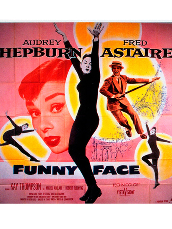 Oscar de la Renta: Funny Face (1954) by Stanley Donen