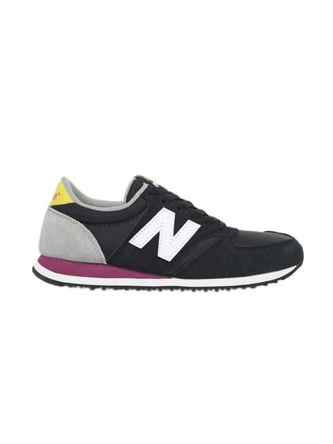 "<p>These multi-coloured beauties are Market & Retail Editor Harriet Stewart's latest foot-candy.</p>  <p> </p>  <p>New Balance trainers, £60 at <a href=""http://www.asos.com/New-Balance/New-Balance-420-Suede-Mix-Black-Yellow-Trainers/Prod/pgeproduct.aspx?i"