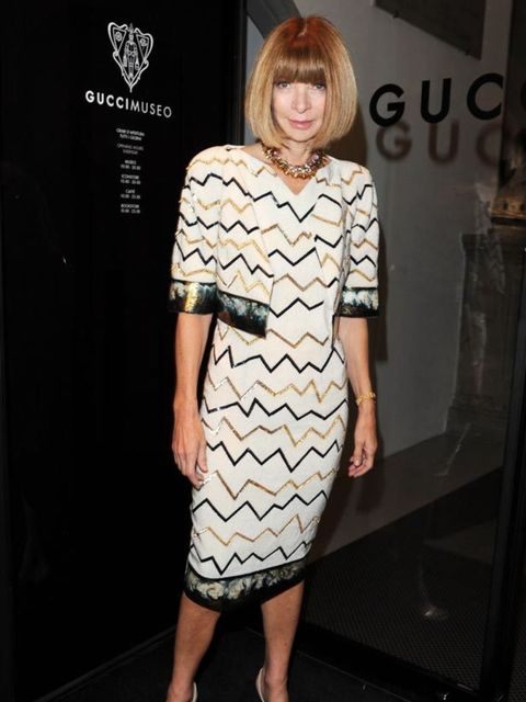 """<p><a href=""""http://www.elleuk.com/content/search?SearchText=anna+wintour&amp&#x3B;SearchButton=Search"""">Anna Wintour</a> attends the opening of the Gucci Museum in Florence, 26 September 26, 2011</p>"""