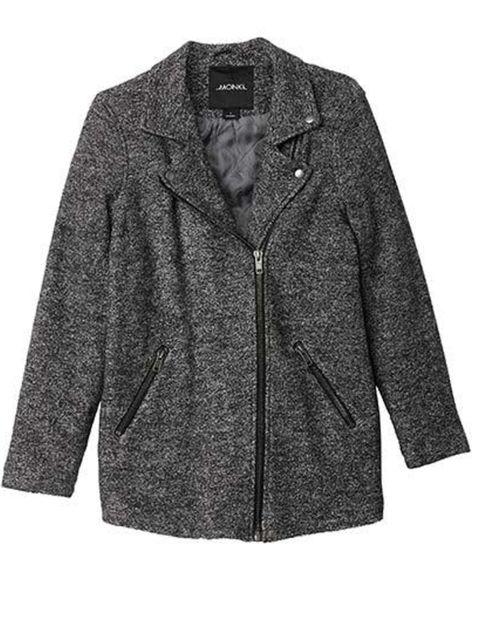 """<p><a href=""""http://www.monki.com/Jackets_coats/Lena_jacket/65005-6582939.1#"""">Monki</a> coat, £50</p>"""
