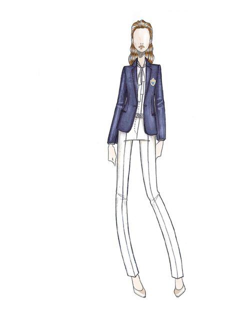 "<p>The Republic of San Marino Olympic uniforms designed by <a href=""http://www.elleuk.com/catwalk/designer-a-z/salvatore-ferragamo/autumn-winter-2012"">Salvatore Ferragamo</a> for the London Olympics 2012</p>"
