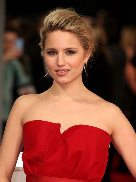 """<p><a href=""""http://www.elleuk.com/beauty/sag-awards-hair-how-to-dianna-agron"""">Dianna Agron</a></p>"""